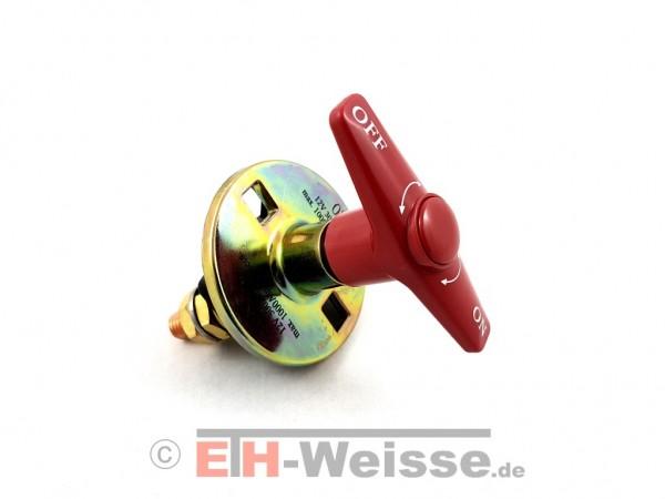 Zetor - Batterietrennschalter Hauptschalter 300/1000A - Nr. 62115723